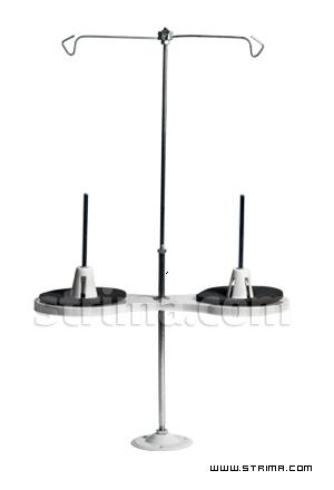 Antena pentru masina de cusut liniar