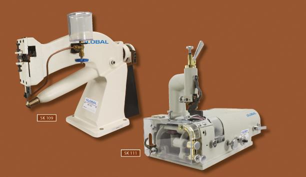 Masina de subtiat piele  Global SK 111 -Viteza maxima 1200 imp/min -Latimea de subtiat 15-50 mm -Servo motor G60
