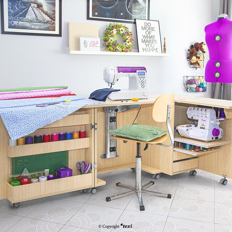 birou modular atelier de croitorie