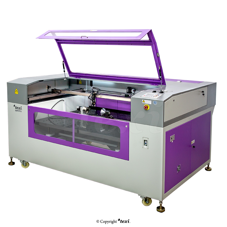 masina de gravat si taiat cu  tub laser