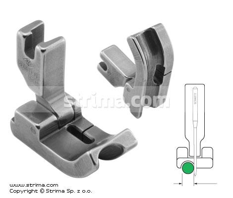 Piciorus pentru aplicat snur, stanga 0.8mm